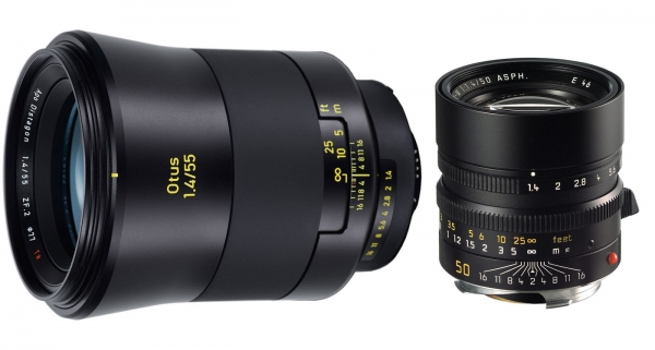 Worlds best standard prime lenses - head to head!
