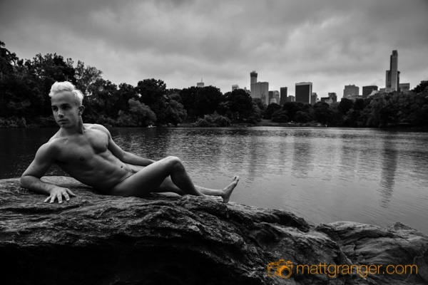 Behind The Photo - Central Park NYC